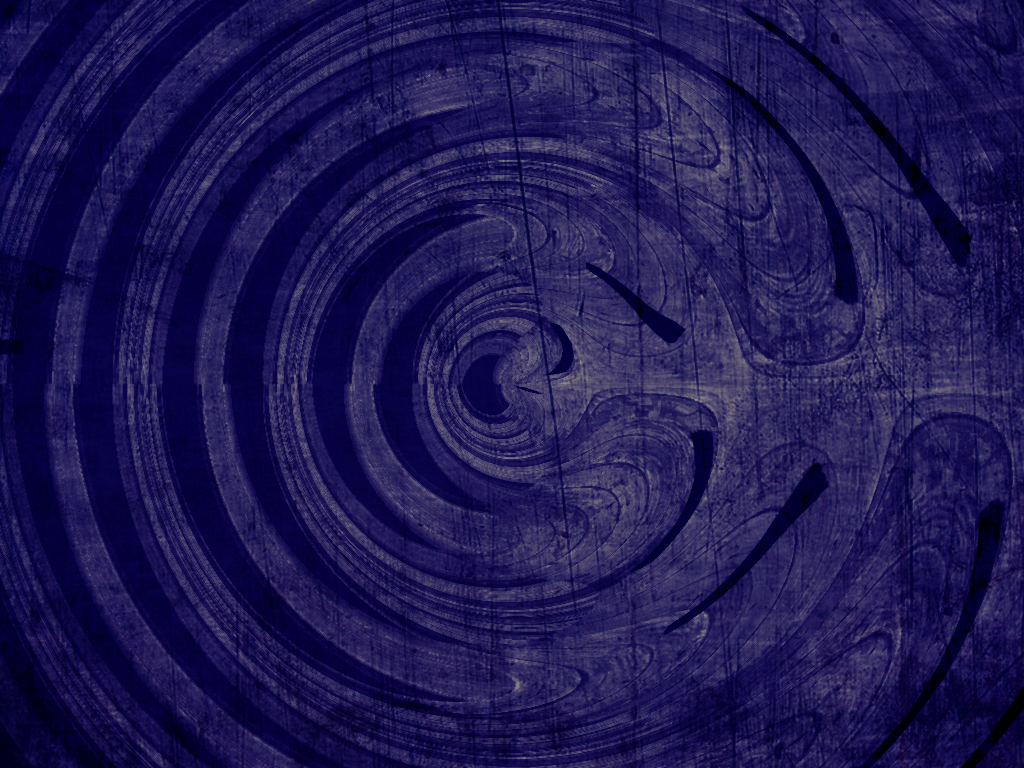 Purple swirl design