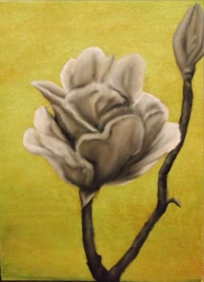 Oil Painting Flowers – Part 2