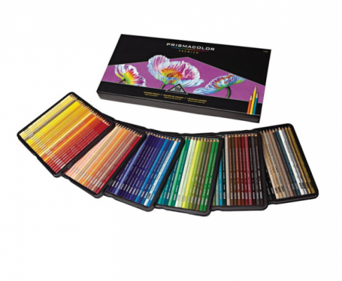 Prismacolor 150 Colored Pencil Set – Premier
