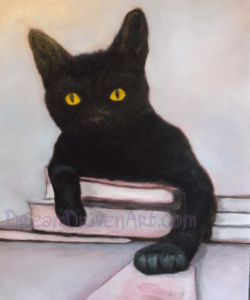 the-black-cat-art