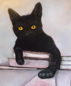 the-black-cat-art