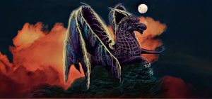 Storm Dragon Moonlight fx