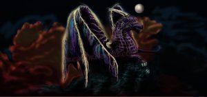 Midnight Storm Dragon - Shamrock fx