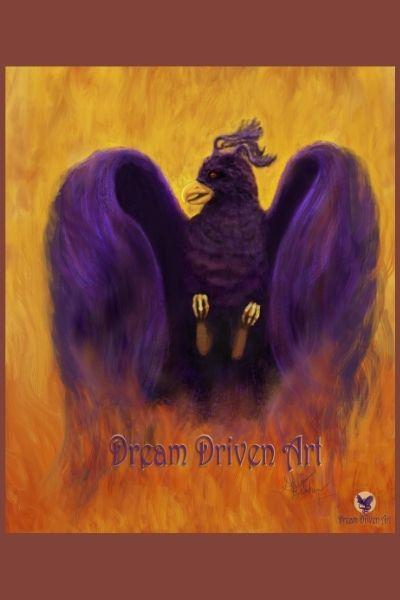 Mythical Phoenix Bird Art -Phoenix Rising Part 2
